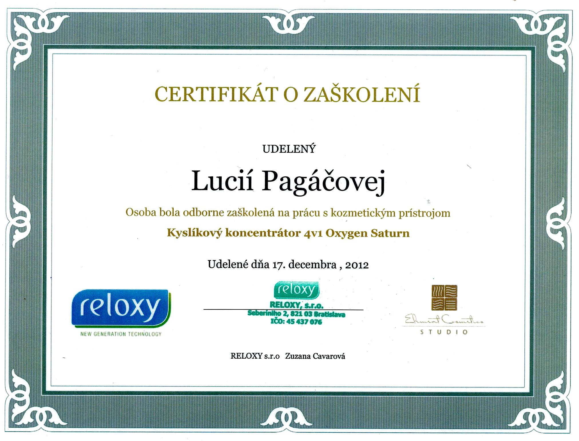 certifikat-reloxy-bratilava